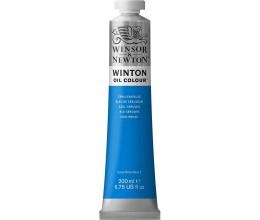 الوان زيتية 200 مل winsor لون ازرق