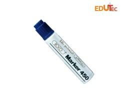 روكو F450 جامبو قلم ماركر ثابت ،8 مم - 4 ،رأس مشطوف ،أزرق