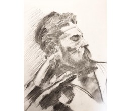 لوحة قماش رسم - قطن نقي كانفاس 30*40 سم - بريما