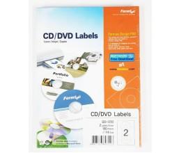ورق لاصق - formatec-  cd/DVD