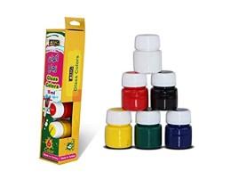 ألوان زجاج 15 ملي اس بي سي 6 لون