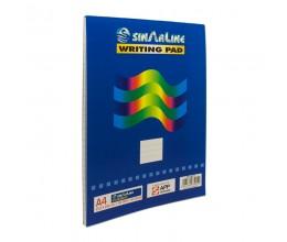 دفتر ملاحظات سلك A4